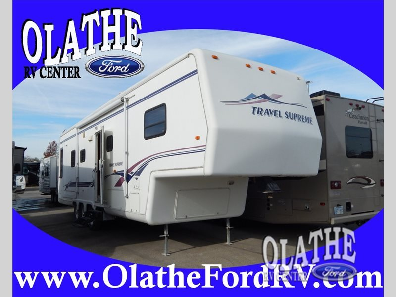 2001 Travel Supreme River Canyon 34RLTSO