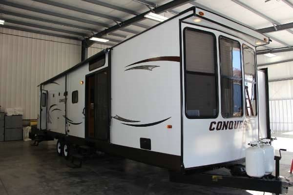 2015 Gulf Stream Rv Conquest 408TBS