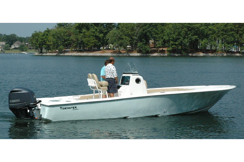 2005 Wellcraft 252 Fisherman