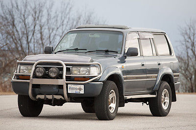 Toyota: Land Cruiser VX Toyota Land Cruiser VX Limited - Postal Delivery Vehicle - RSMC RHD JDM - Cert