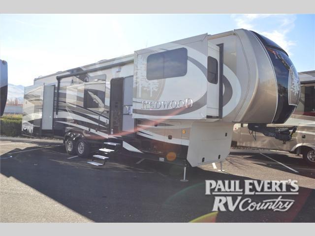 2016 Redwood Rv Redwood 39FL