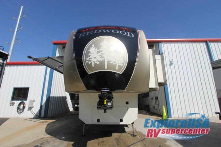 2017 Redwood Rv Redwood 38GK