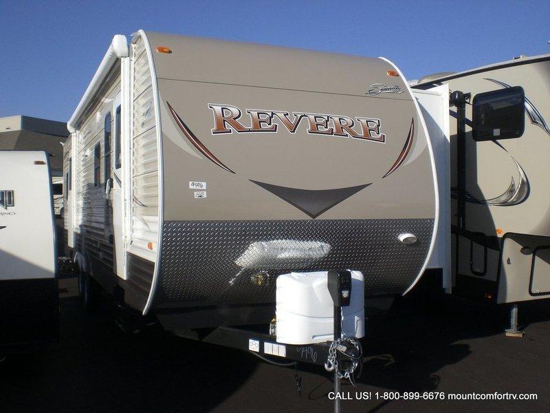 2017 Shasta Revere 36FE