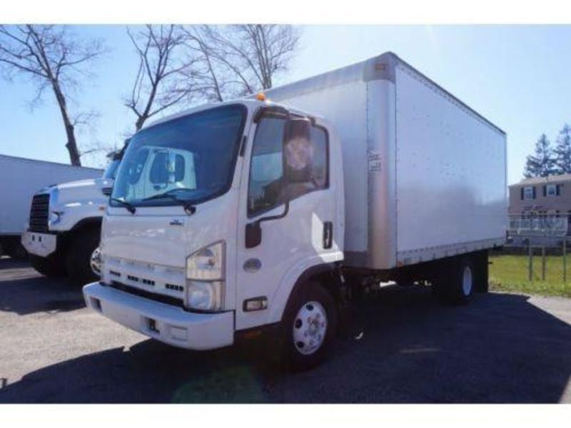 2009 Isuzu Trucks Npr  Box Truck - Straight Truck