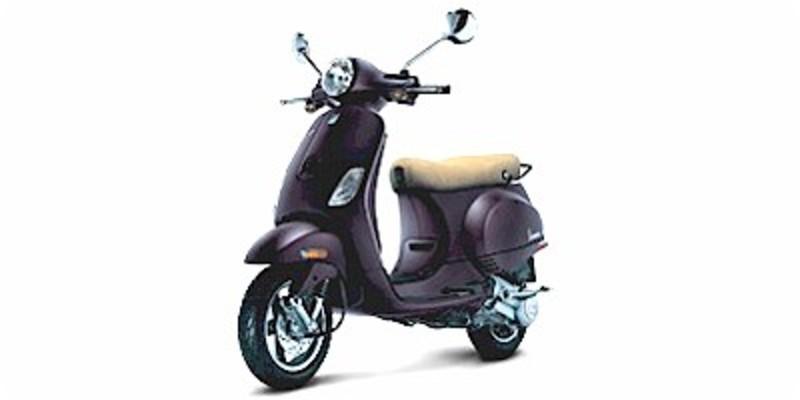 2007 Vespa LX 50