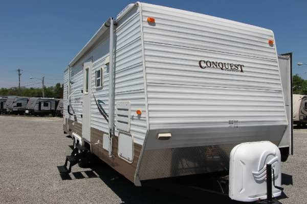 2007 Gulf Stream Rv Conquest 266 FKS