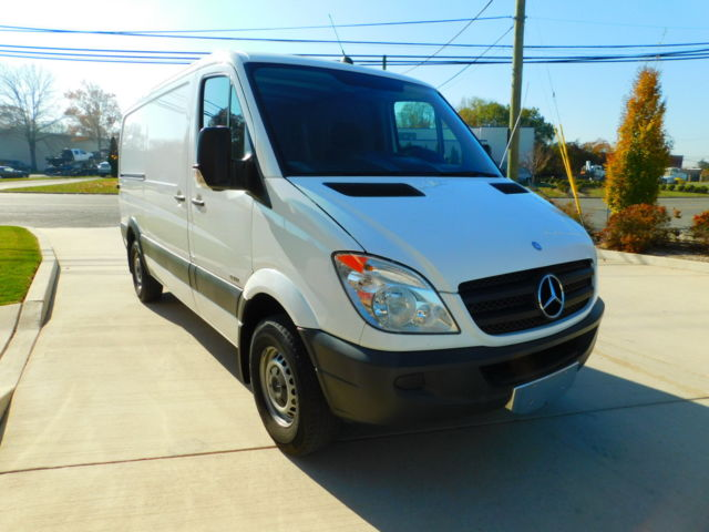 Mercedes benz sprinter cargo cars for sale for Syracuse mercedes benz dealers
