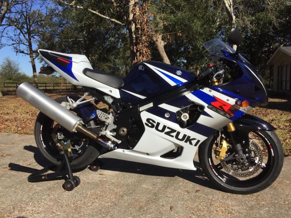 2004 Suzuki GSX-R 1000