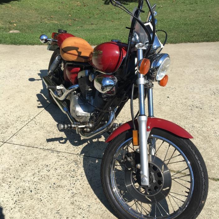 1989 Yamaha 250
