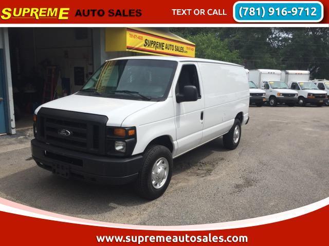 2012 Ford 1 Ton E-350  Cargo Van