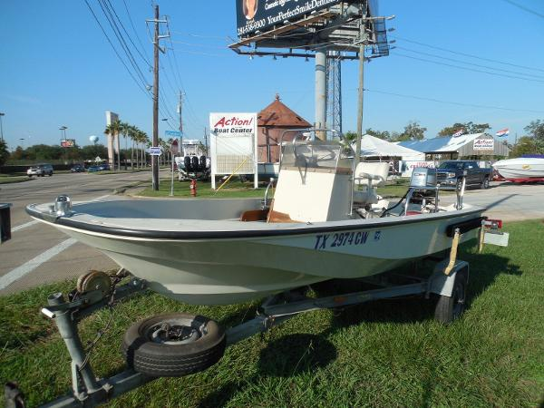1981 Boston Whaler 70hp