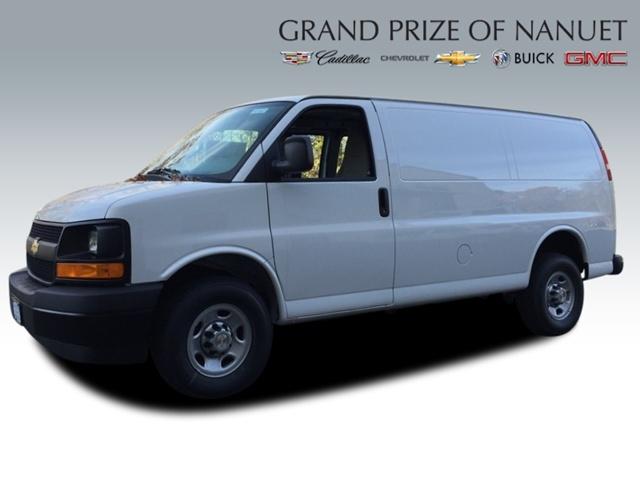 2017 Chevrolet Express 2500  Pickup Truck