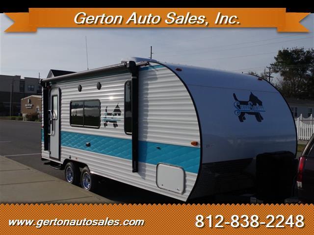 Serro Scotty S218mbr RVs for sale