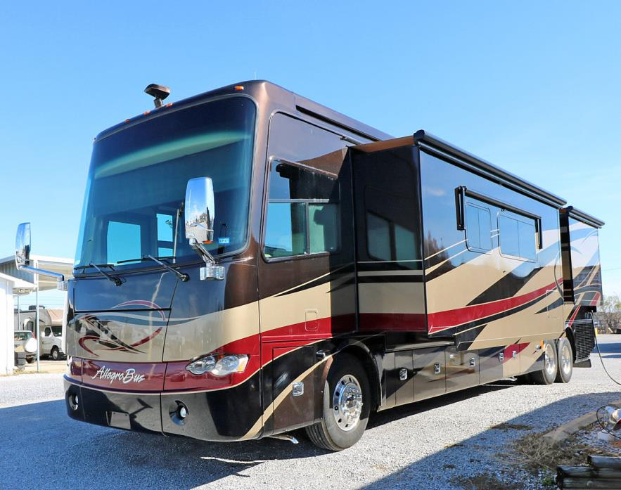 2013 Tiffin Motor Homes ALLEGRO BUS 43QGP