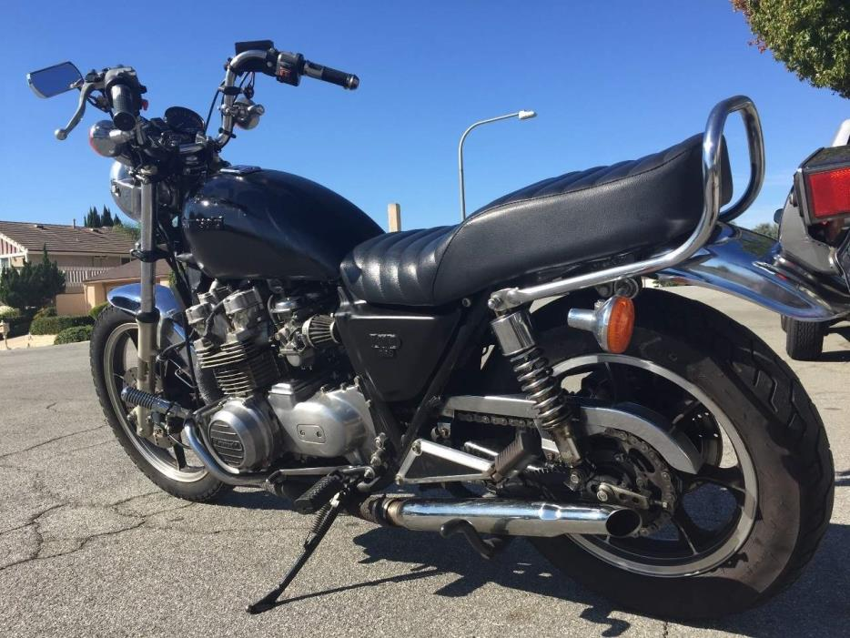 1982 Kawasaki KZ 750