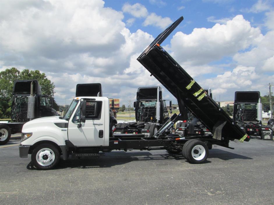 2012 International Terrastar  Dump Truck