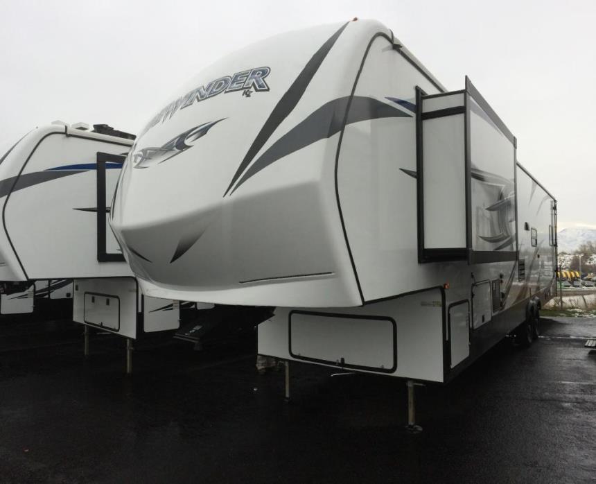 2017 Kz SIDEWINDER 3511
