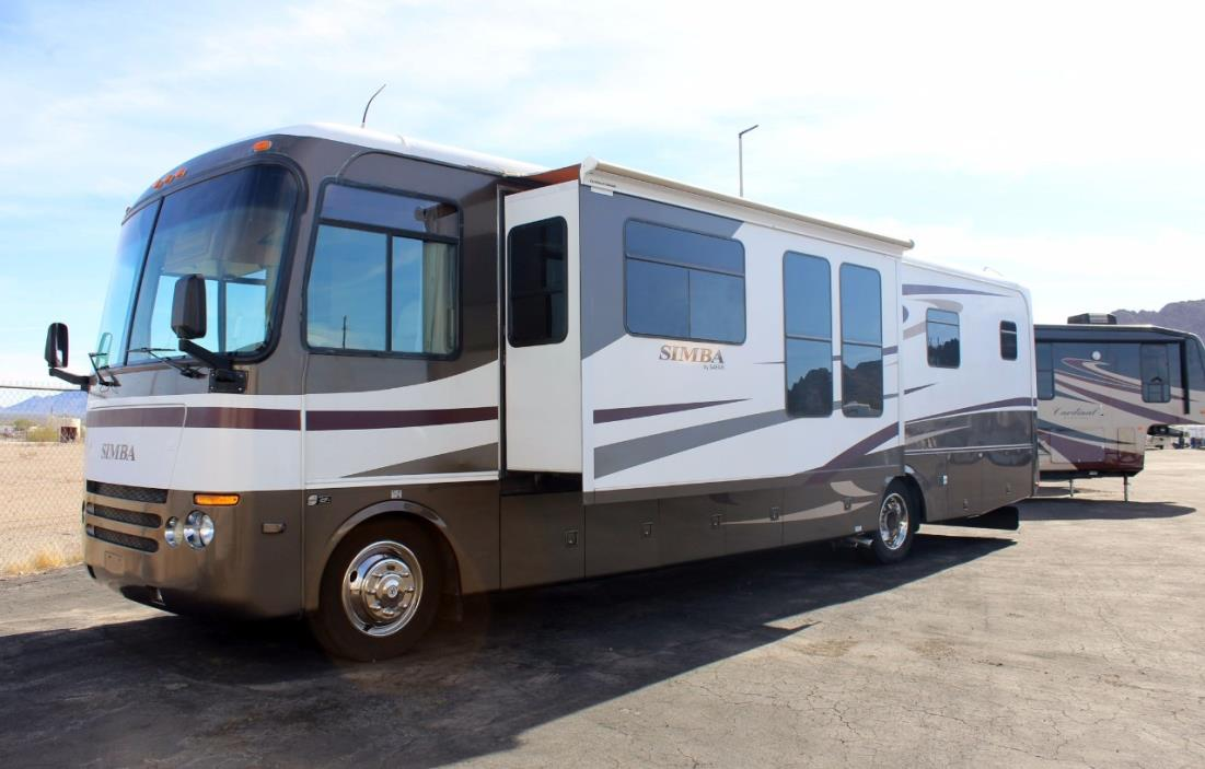 2006 Safari SIMBA 36DBD