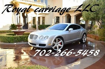 2005 Bentley Continental GT GT Coupe 2-Door 2005 Bentley Continental 2dr Cpe GT