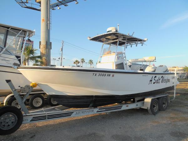 1995 Boston Whaler 24 Outrage