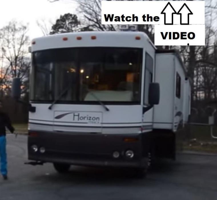2001 Itasca Horizon 36LD WATCH YOUTUBE VIDEO!