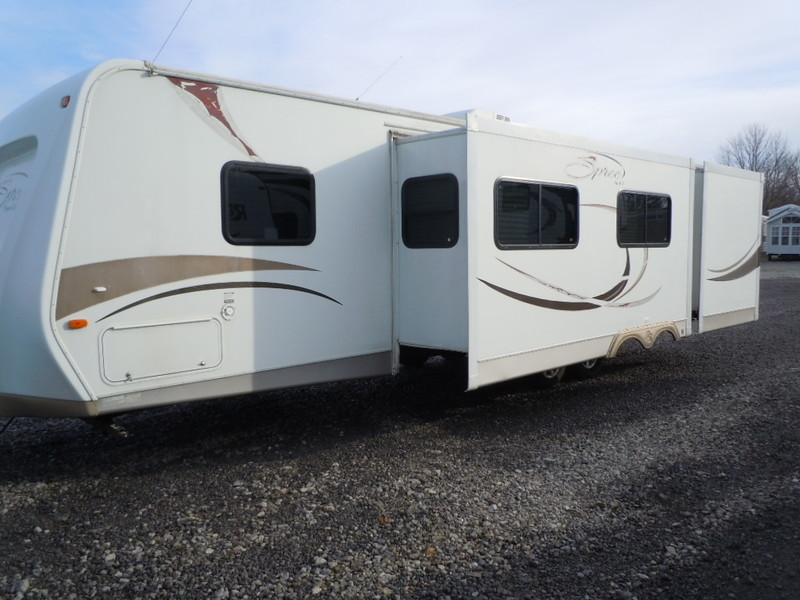2010 Kz Rv Spree LX SuperLight 321BHS