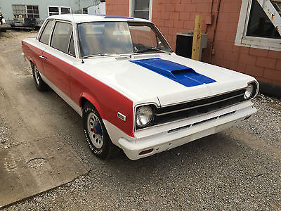 1969 AMC Other  1969 AMC Rambler Hurst S/C Scrambler Tribute Perfect for LS Swap