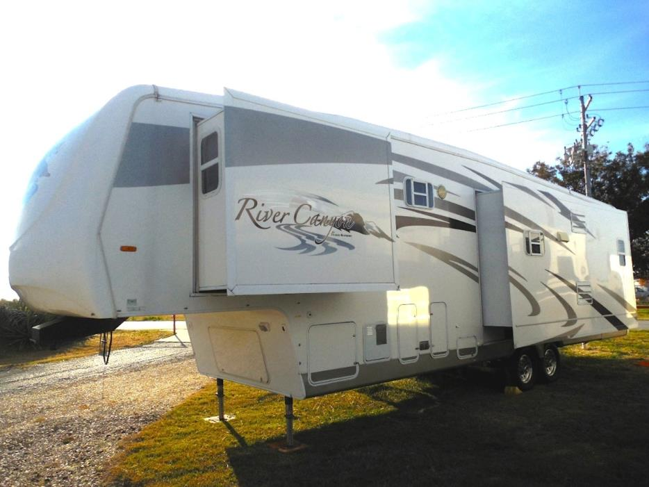 2007 Travel Supreme RIVER CANYON 36RLTSO