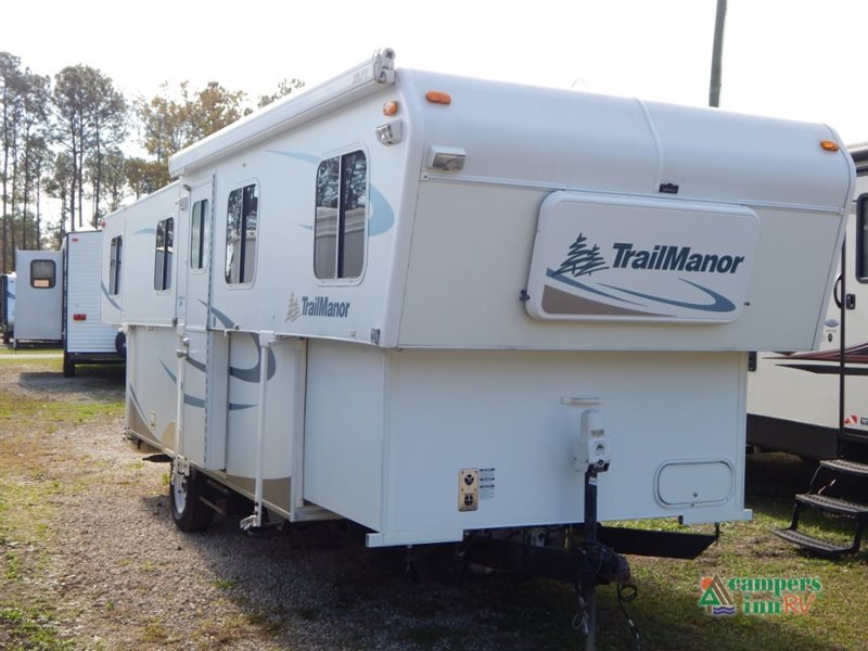 2009 Trailmanor TrailManor 2720SL