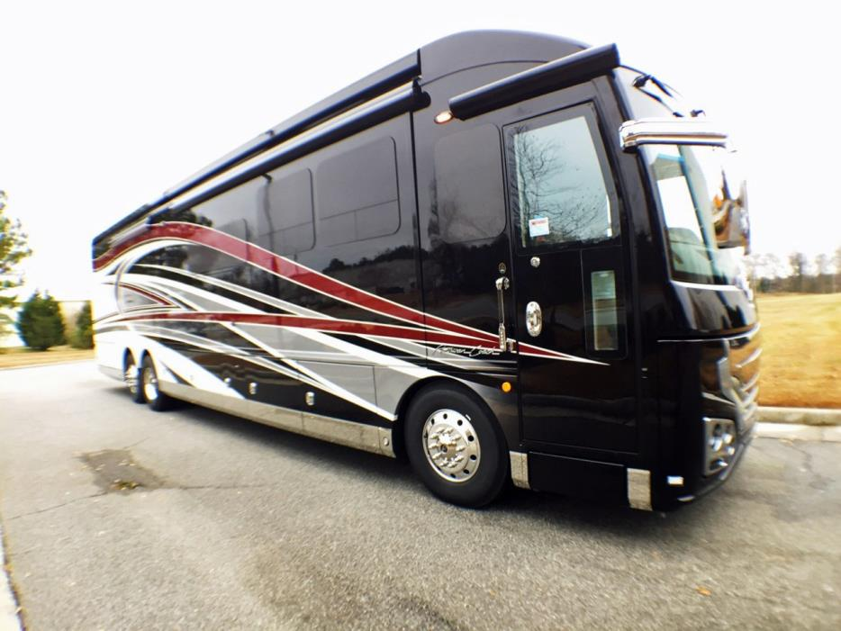 2017 American Coach Eagle Heritage Edition 45A
