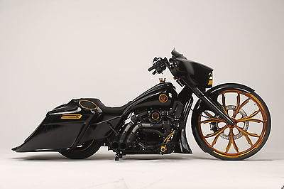 2016 Harley-Davidson Touring  2016 STREET GLIDE BAGGER **1 OF A KIND** 30