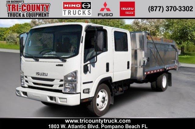2017 Isuzu Truck Npr Hd Crew Cab  Box Truck - Straight Truck