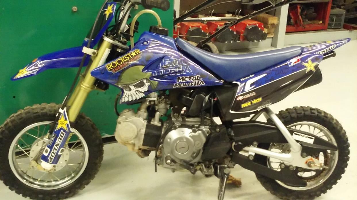 2012 Yamaha TT-R50 E