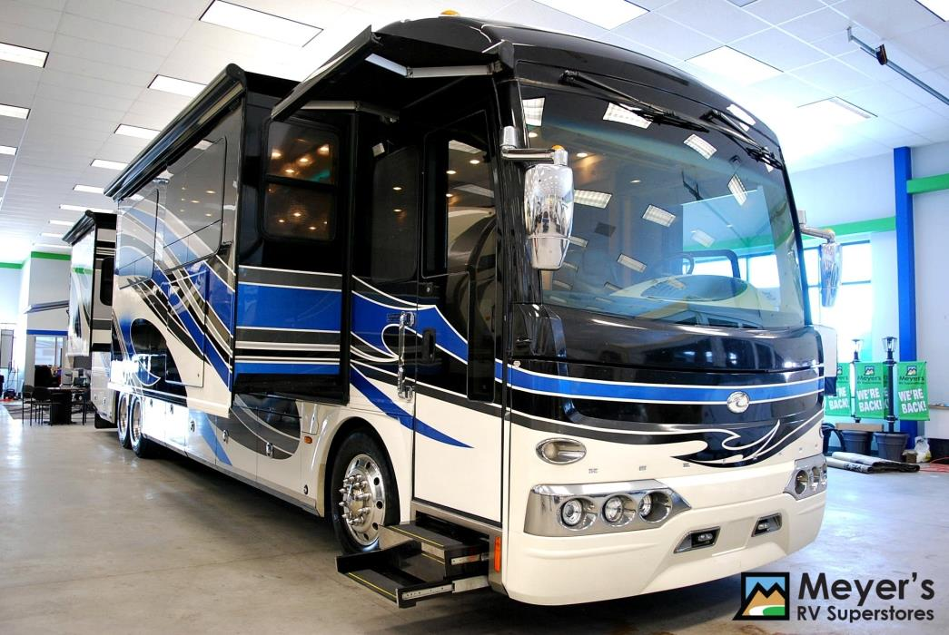 2008 American Coach HERITAGE 45T
