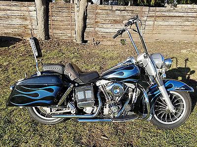 1979 Harley-Davidson Touring  1979 AMF Harley Davidson FLH 80 Electra Glide Shovelhead GET IT or Regret Later