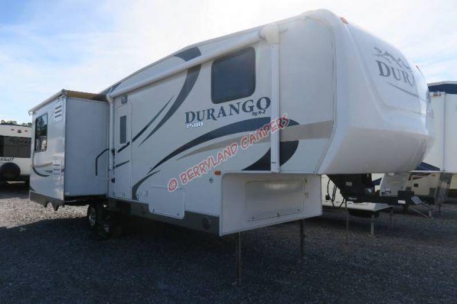 2010 K-Z Inc Durango 275