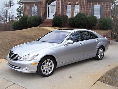 2008 Mercedes-Benz S-Class S550 Alabama's Original Online Dealer FULL SERVICE AND READY TO GO