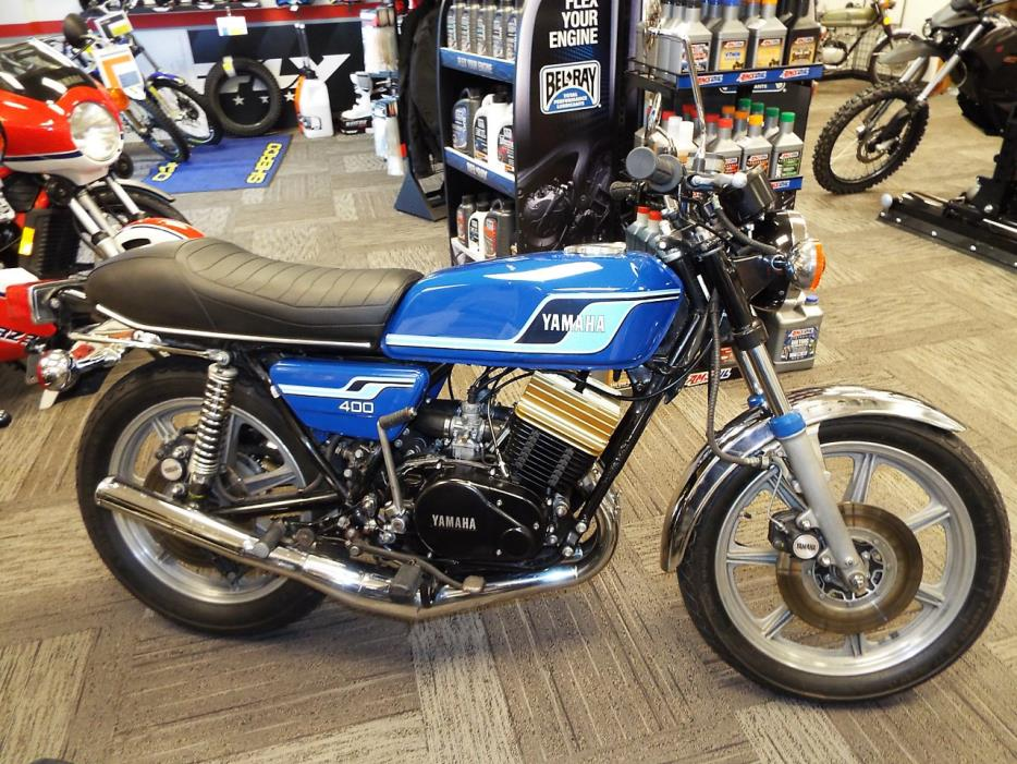 Yamaha Rd 400 motorcycles for sale
