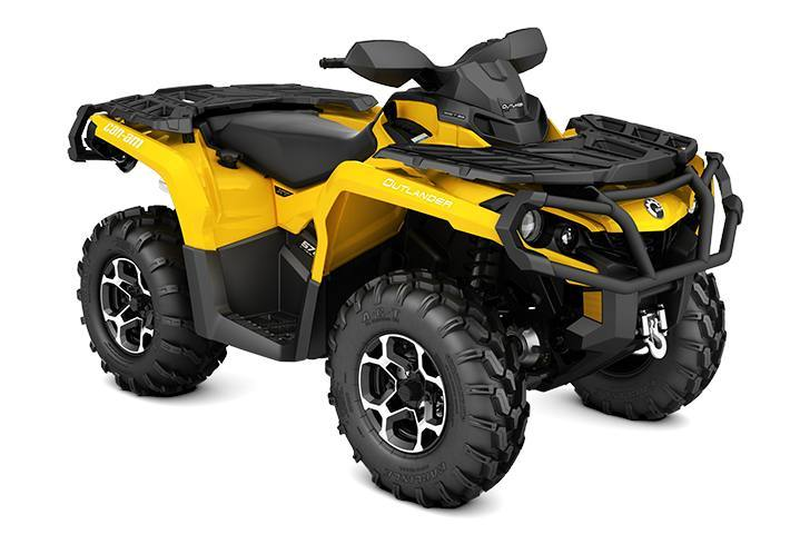 2016 Can-Am Outlander XT 570