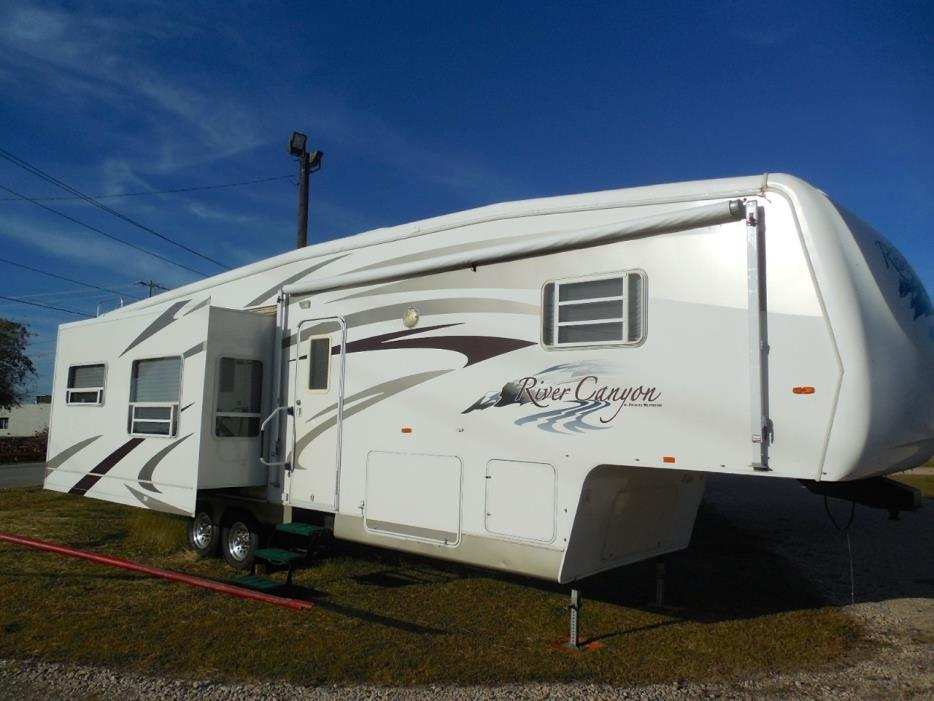 2007 Travel Supreme RIVER CANYON 36RLTSO, 1