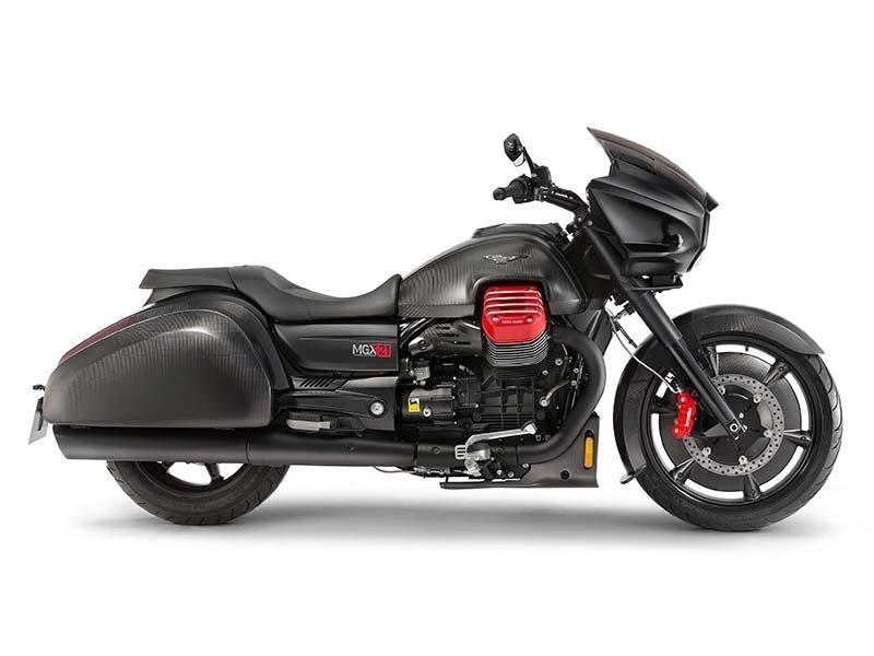 2015 Moto Guzzi V7 RACER