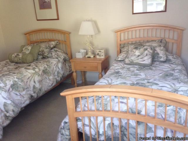 Twin bed & Mattress
