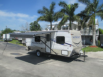 2014 Used Travel Trailer Skyline Nomad Retro 183B - GREAT CONDITION!!