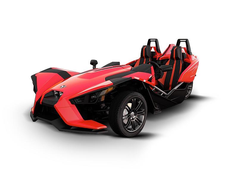 2015 Polaris Slingshot Reverse Trike SL