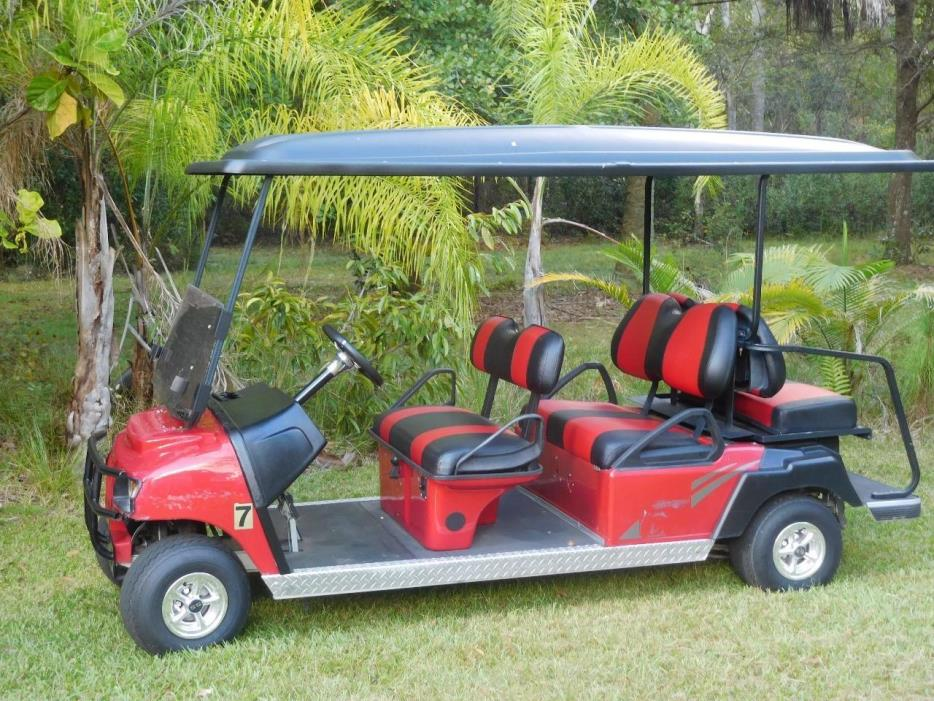 2007 Club Car XRT 850 GASOLINE