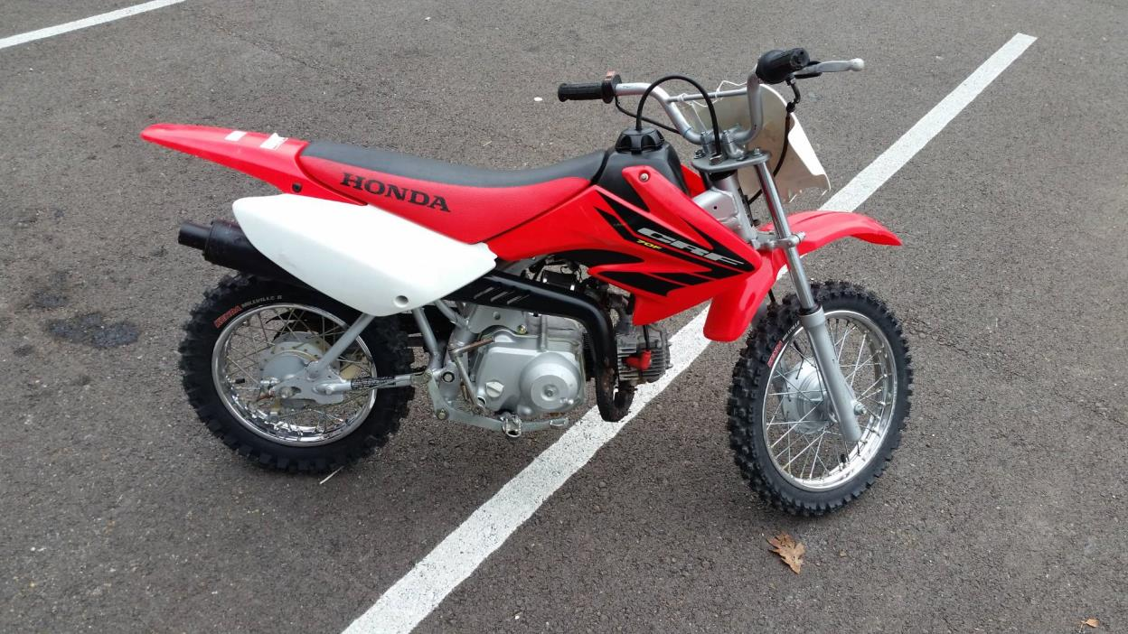 2004  Honda  CRF70F