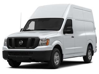 2017 Nissan Nv2500 Hd S V6 Cargo Van