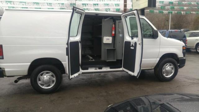 2011 Ford E-Series Cargo E-250 3dr Cargo Van