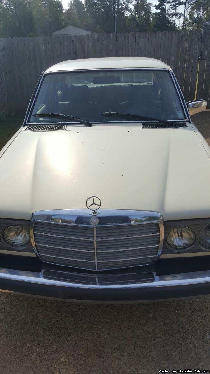 Mercedes 240d vehicles for sale for Mercedes benz 240 diesel