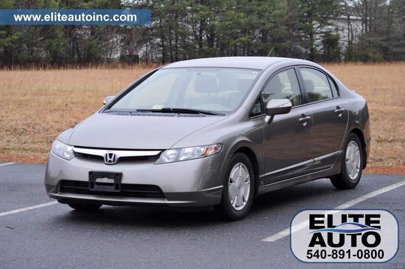2007 Honda Civic 93,000 miles Navigation